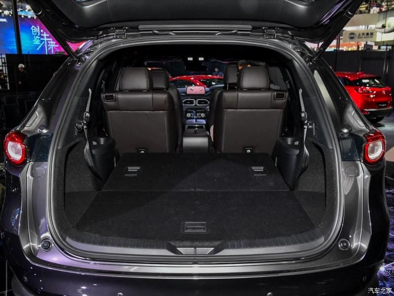 Cốp sau của Mazda CX-8