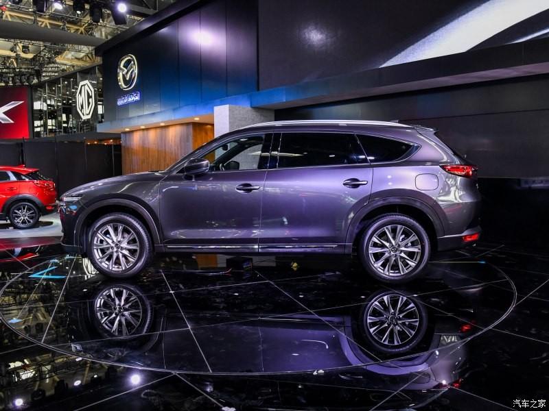 Mazda CX-8 có chiều dài cơ sở tương đương CX-9