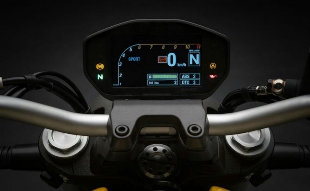 Đồng hồ của Ducati Monster 821 2018