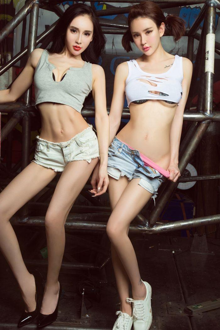 Chảy nước miếng với hai cô thợ sửa xe có thân hình cực nuột nà gợi cảm - 3