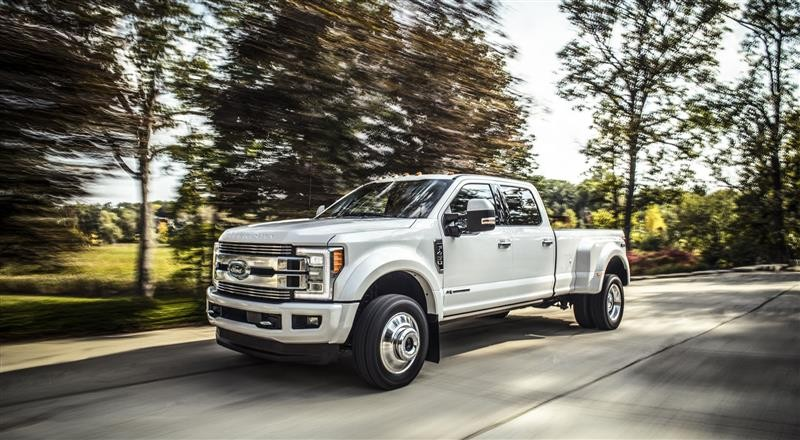Ford F-Series Super Duty Limited 2018