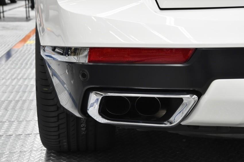 BMW X7 2019 được phát triển trên cơ sở gầm bệ chung với 5-Series và 7-Series