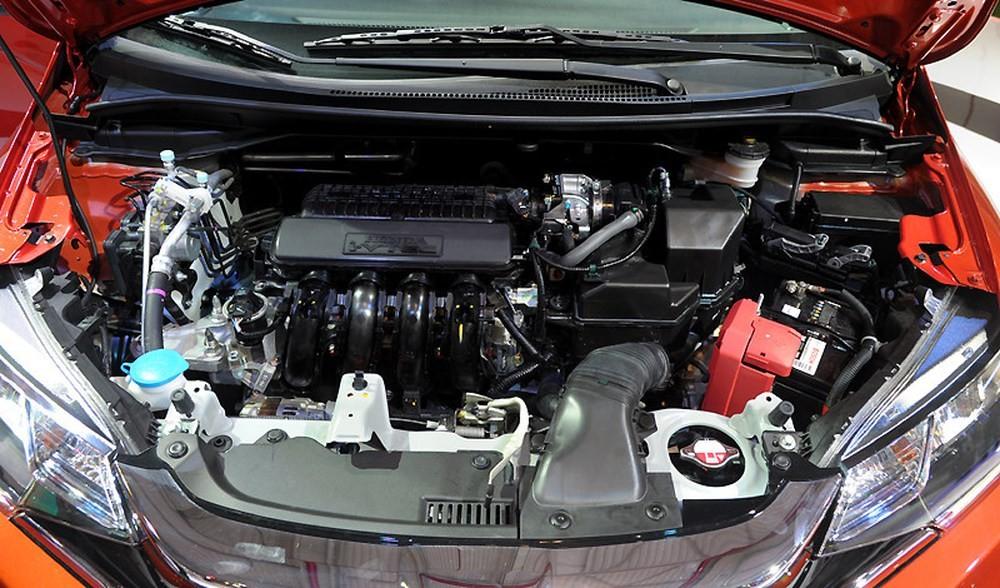Trang bị Động cơ của xe Honda Jazz