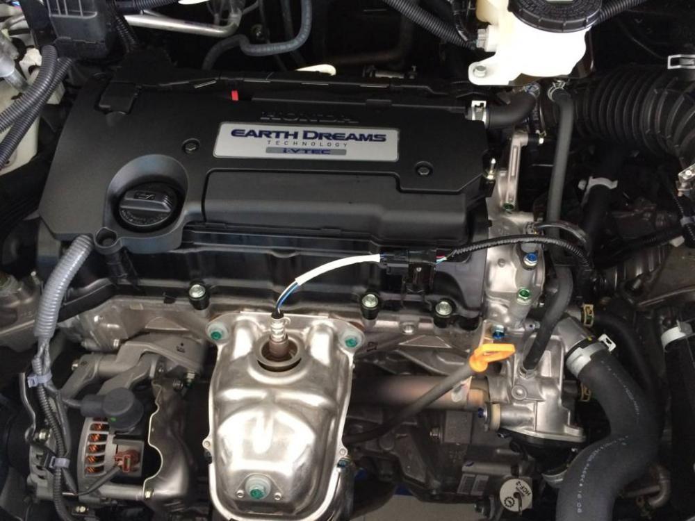 Trang bị Động cơ của Honda Odyssey