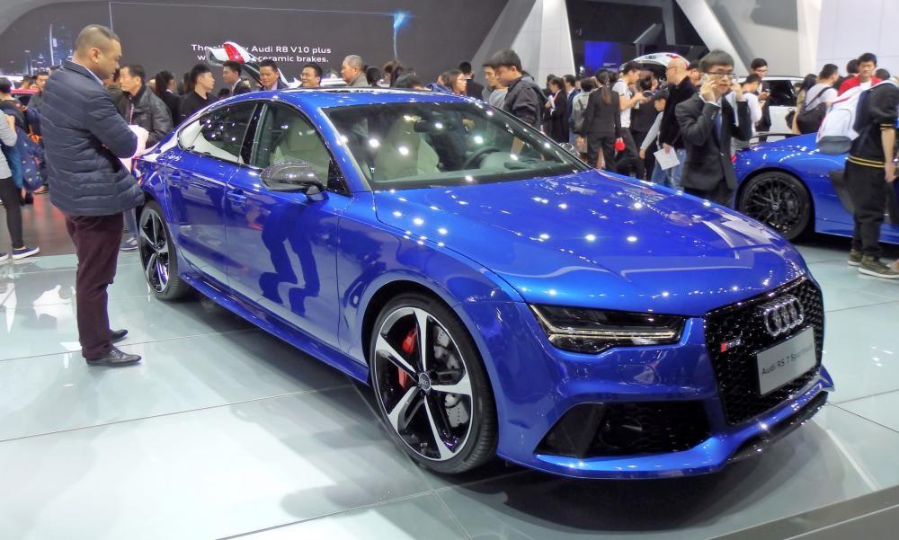 Audi đã không có được tăng trưởng doanh số thuận lợi ở Trung Quốc trong năm 2017 bởi sự khúc mắc với mạng lưới đại lý địa phương