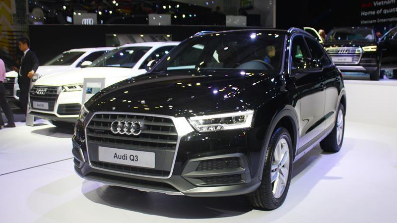Thiết kế Ngoại thất của Audi Q3