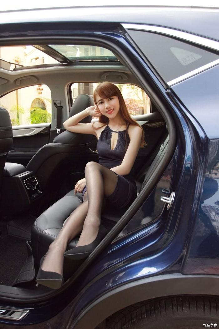 """Tức mắt với bộ ảnh """"vợ nhà người ta"""" tạo dáng xinh đẹp bên Soueast DX7 Prime - 31"""