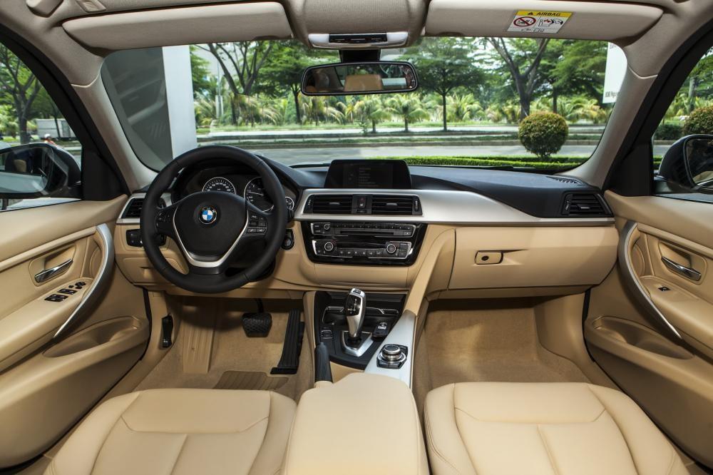 Thiết kế Nội thất của BMW 3 Series