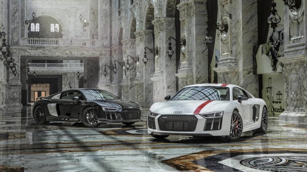 Audi R8 RWS 2018 là phiên bản rẻ nhất trong dòng R8 tại Mỹ