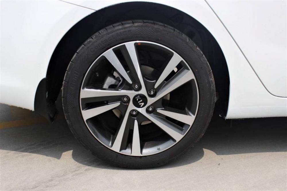 Bộ vành 17 inch của Kia Cerato 1.6 SMT 2018