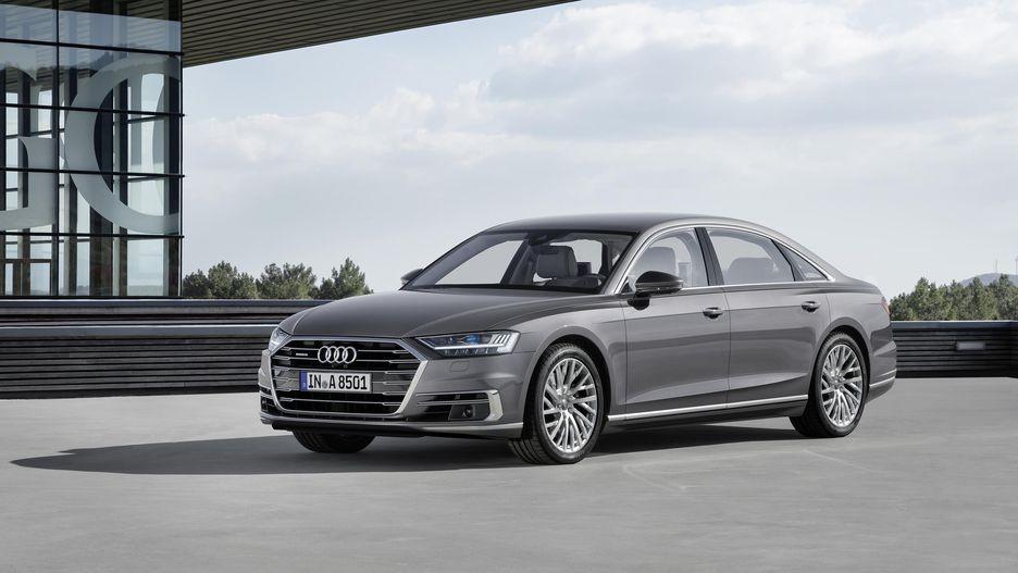 Audi A8 2019 được công bố giá tại thị trường Mỹ
