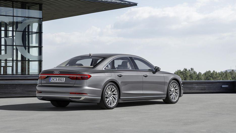 Audi A8 2019 tại Mỹ dùng động cơ V6 tăng áp, dung tích 3.0 lít