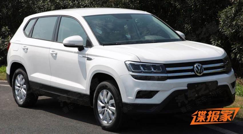 Volkswagen Tharu - mẫu xe mới dành riêng cho Trung Quốc