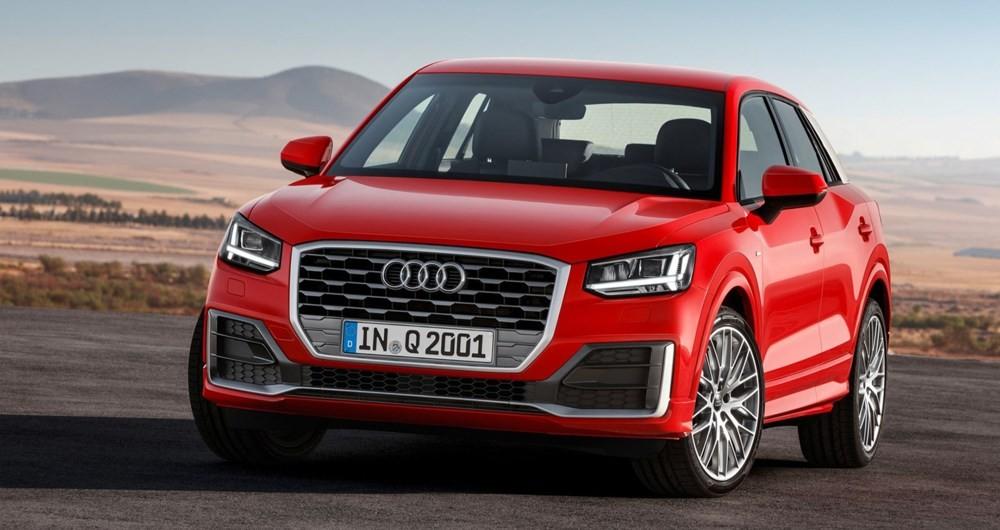 Thiết kế Ngoại thất của Audi Q2