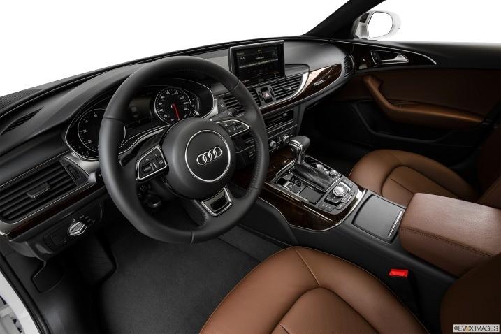 Thiết kế Nội thất của Audi A6