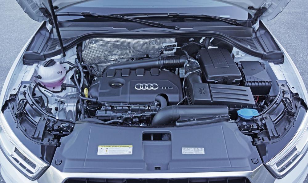 Trang bị Động cơ của Audi Q3