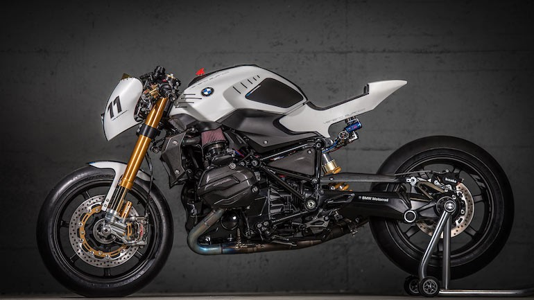 Động cơ BMW R1200R độ