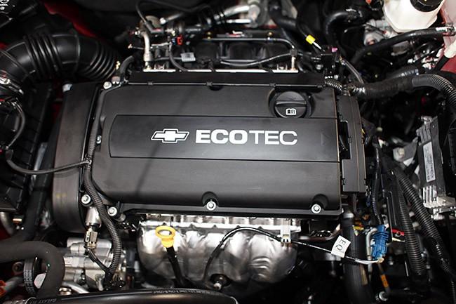 Trang bị Động cơ của Chevrolet Orlando