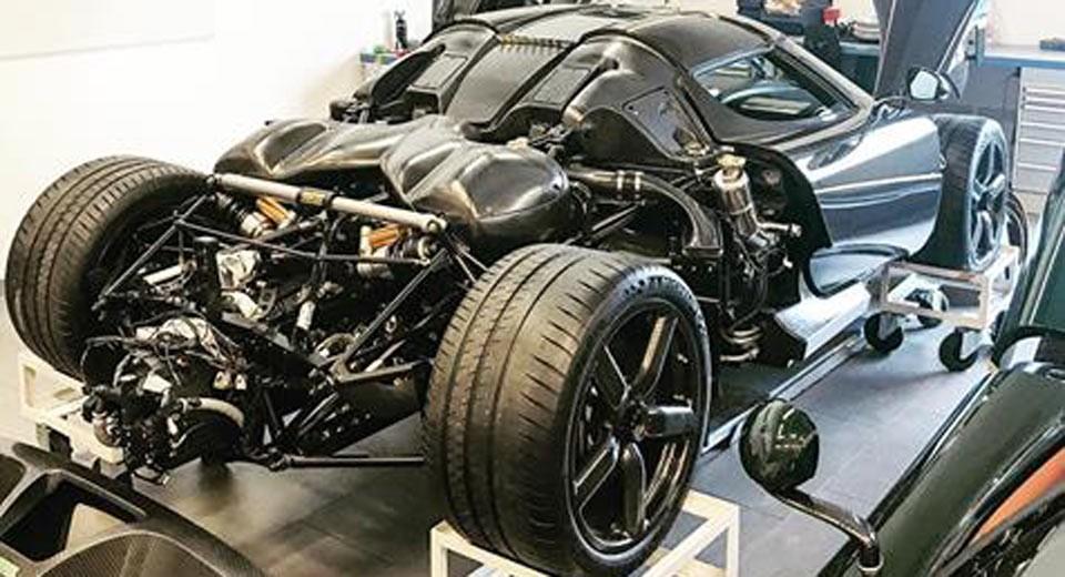 Chiếc Agera RS Gryphon được giữ lại làm xe thử nghiệm của hãng Koenigsegg