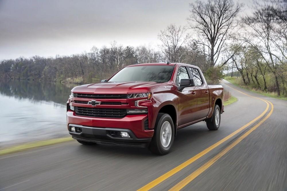 Chevrolet Silverado 2019 có thêm động cơ 4 xi-lanh mới