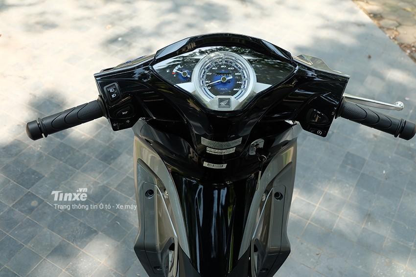 Bảng đồng hồ Honda Future 2018