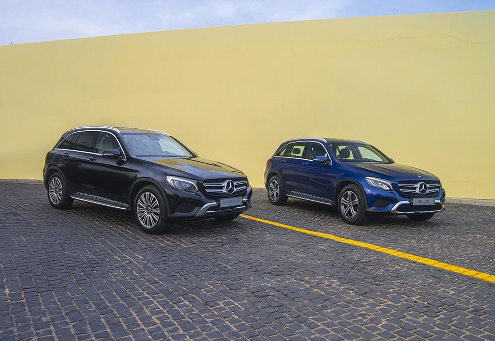 Mercedes-Benz GLC 200 2018