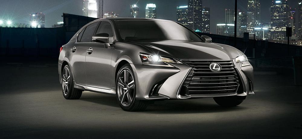 Thiết kế Ngoại thất của dòng xe Lexus GS