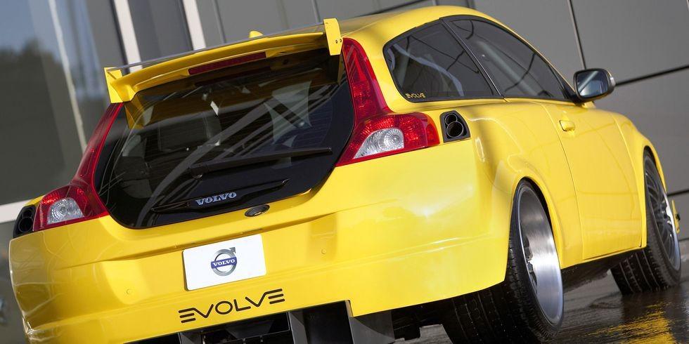 Evolve Volvo C30 Concept