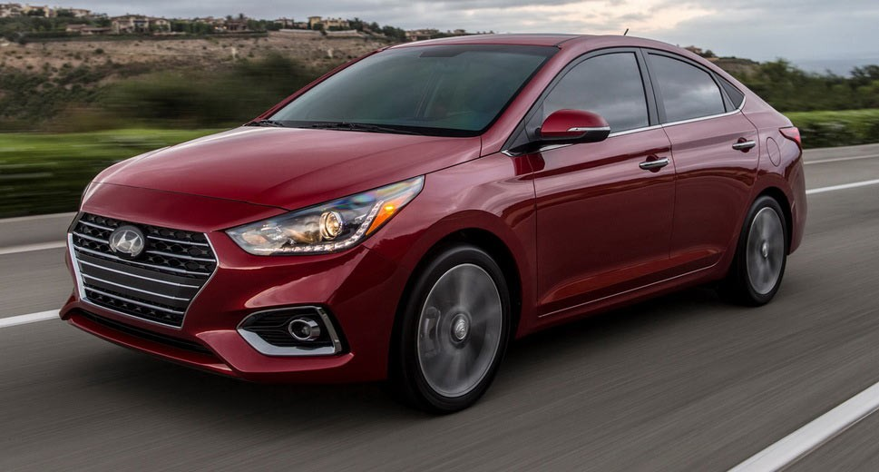 Hyundai Accent là mẫu xe có tỷ lệ triệu hồi thấp nhất tại Mỹ