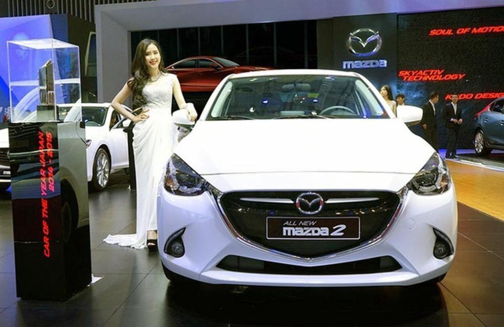 Mẫu Mazda2