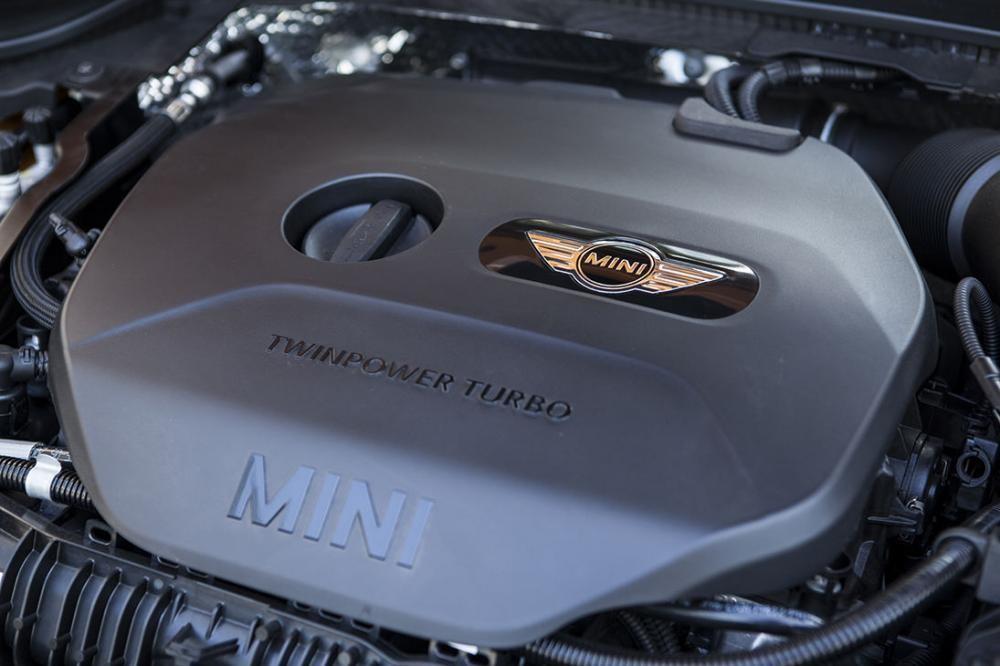 Trang bị Động cơ của Mini Cooper