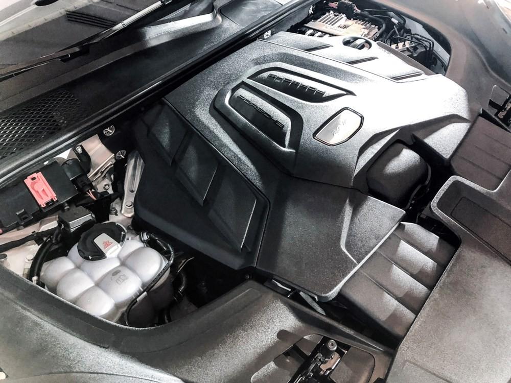 Trang bị Động cơ của Porsche Cayenne 2018