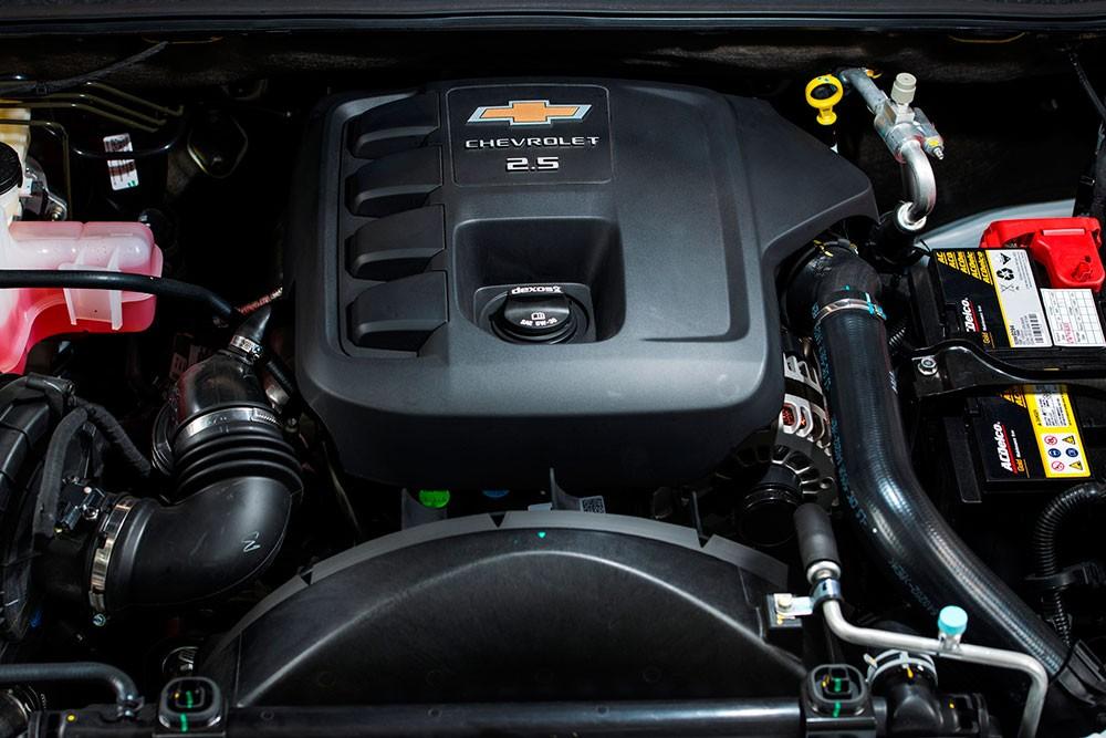 Động cơ của Chevrolet Trailblazer