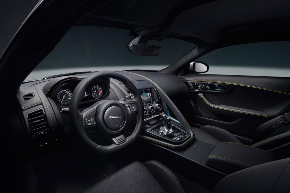Thiết kế Nội thất của Jaguar F-Type