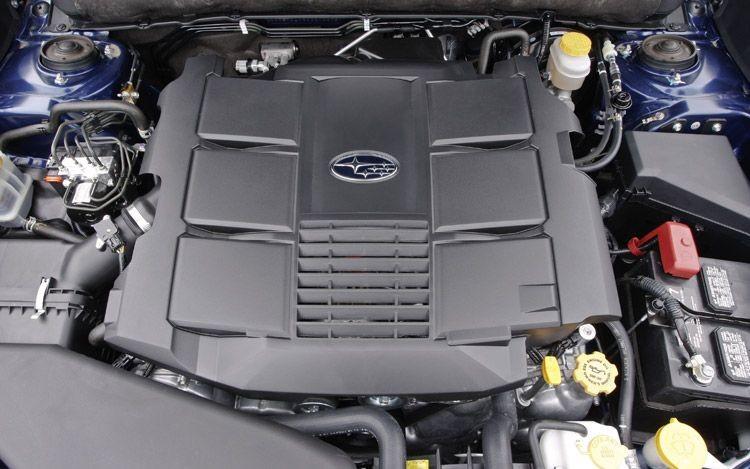 Trang bị Động cơ của Subaru Legacy 2018