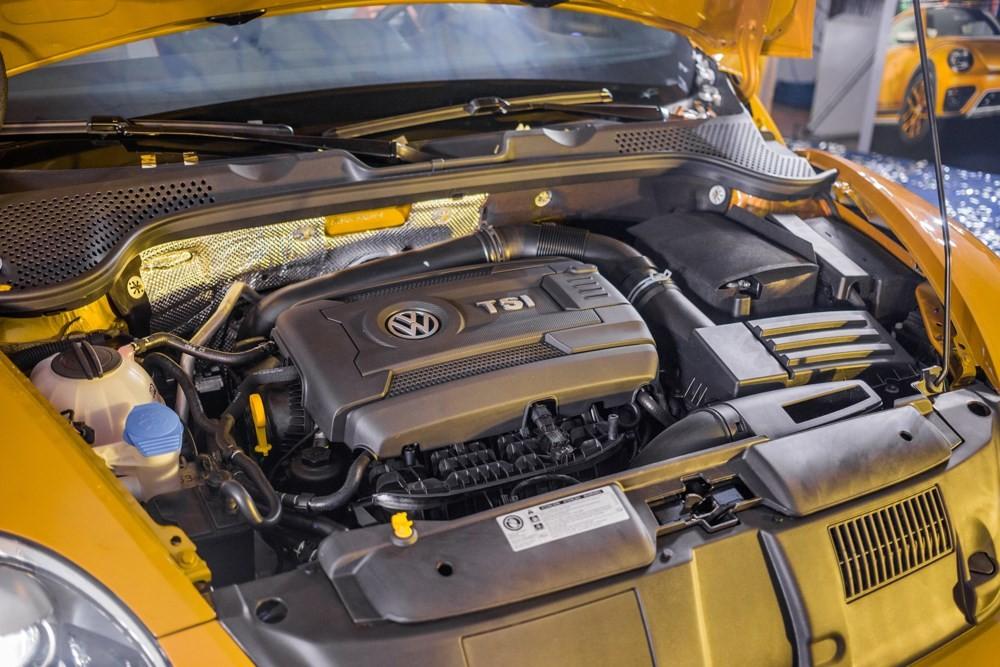 Trang bị Động cơ của Volkswagen Beetle 2018