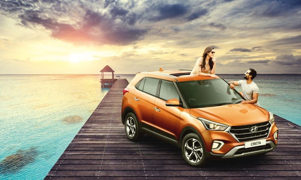 Hyundai Creta 2018 có nhiều tính năng an toàn