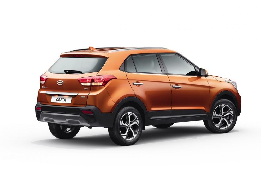 Hyundai Creta 2018 dùng động cơ như cũ