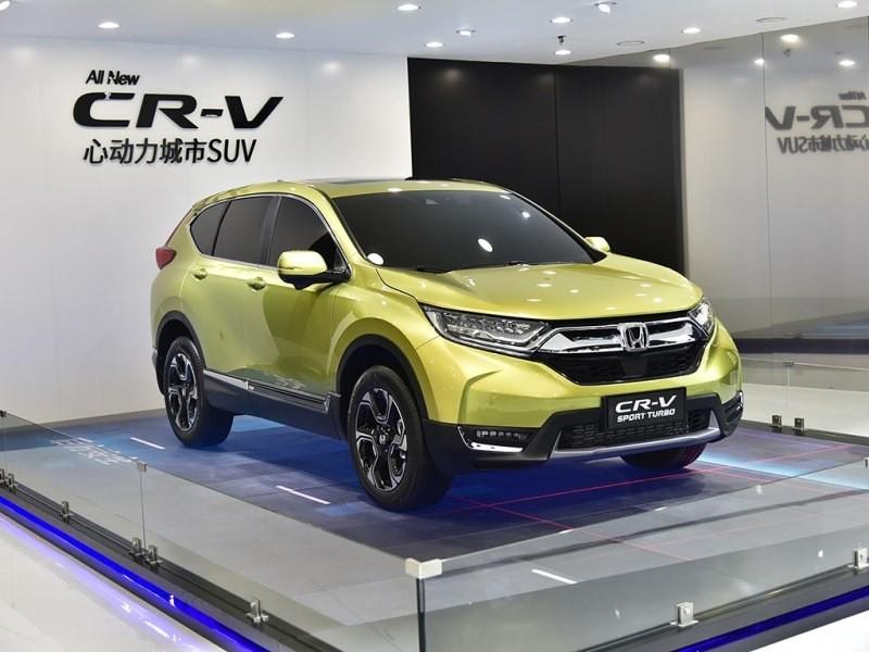 Honda CR-V 1.5T tại Trung Quốc bị lọt mùi xăng vào nội thất