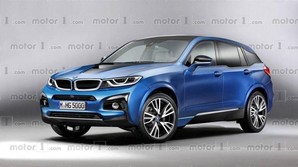 BMW i5 2019