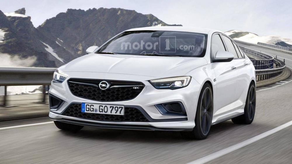 Opel Insignia OPC 2019