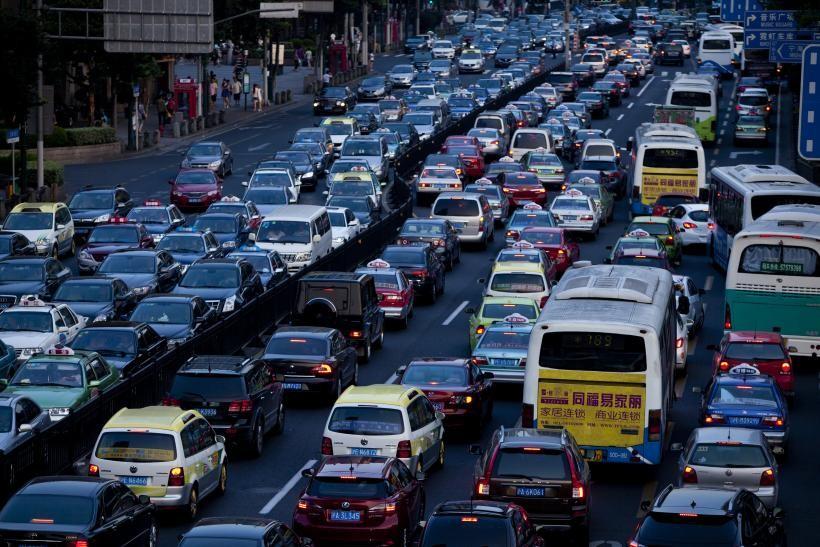 Thị trường xe Trung Quốc đang chật ních và không ngừng có thêm người