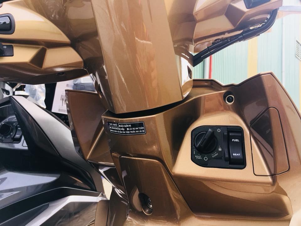Ổ khóa Smart Key trên Honda Air Blade