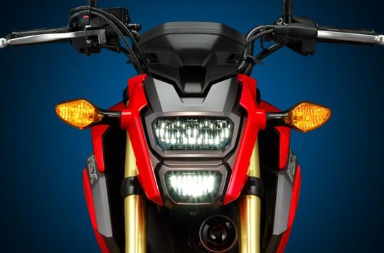 Thiết kế Đèn pha LED hai tầng trên Honda MSX