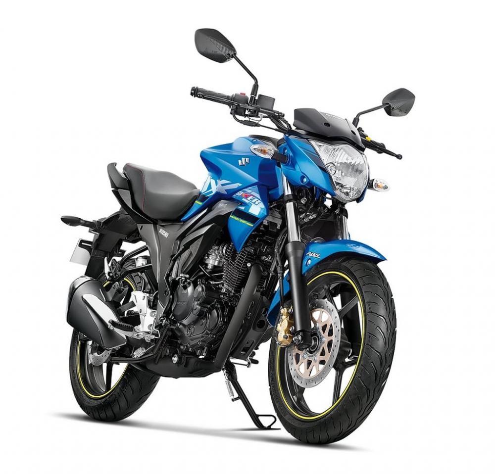 Suzuki Gixxer ABS 2018