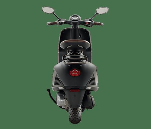 Thiết kế Phần đuôi và yên xe của Vespa 946 Armani