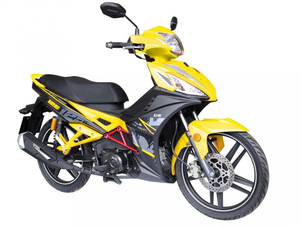 SYM Sport Rider 2018
