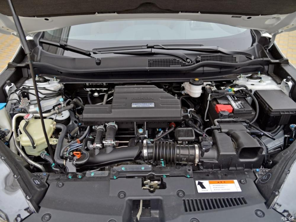 Động cơ tăng áp 1,5 lít của Honda CR-V 2018 tại Trung Quốc