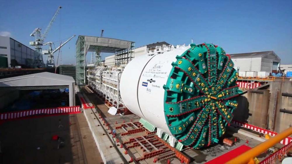 Hitachi Big Bertha