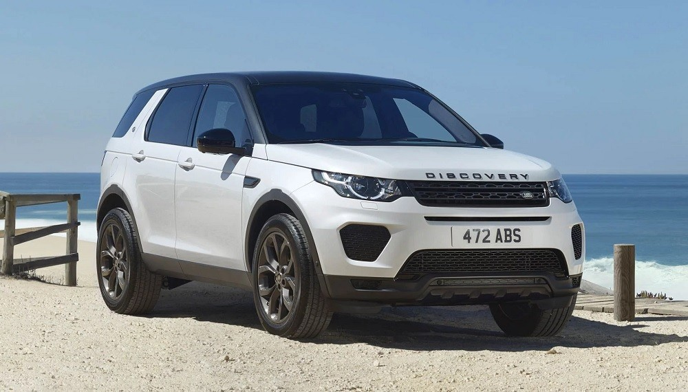 Land Rover Discovery Sport Landmark 2018